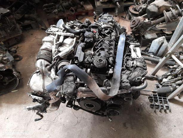 Motor 654920 2.0D 1950cc Mercedes GLE 300D 250D 220D caixa automática transferências