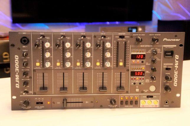Pioneer DJM 3000 Gwarancja Skup Zamiana CDJ 300/400/500/600/700/5000