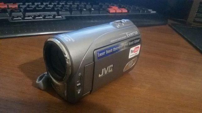 Видеокамера JVC GZ-MS100ER
