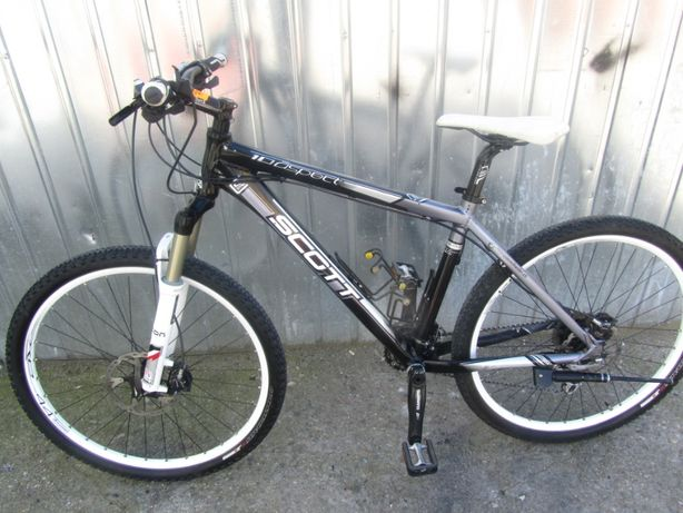 "Nr 916 Rower górski SCOTT aspect 26 "" deore xt / rock shox"