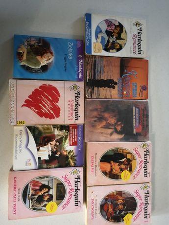 7 książek Harleguin zamienię lub sprzedam