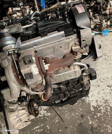 Motor VW Polo / Golf VI / Seat Ibiza / Toledo / Leon / Audi A3 1.6 Tdi Ref. CAYC