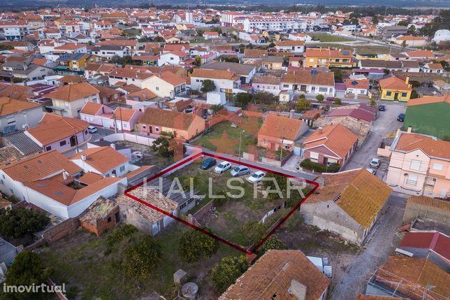 Terreno Plano para construção / Perto da Praia da Vieira / Vila da Vie