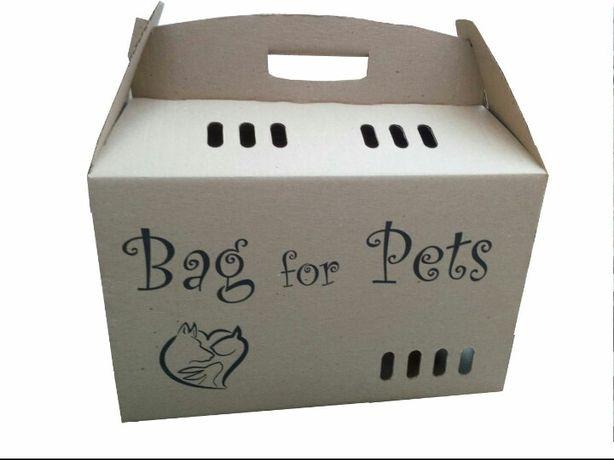 """Переноска для животных """"Bag for Pets""""."""