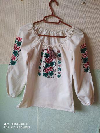 Вишиванка; Український національний одяг