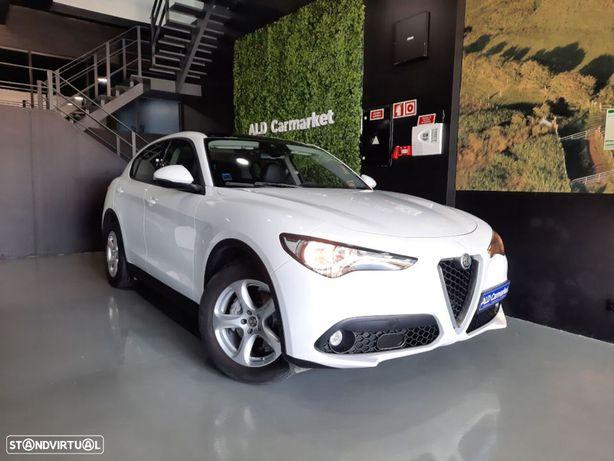 Alfa Romeo Stelvio 2.2 D Super AT8