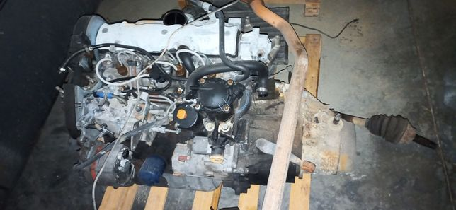 Motor Peugeot 205 XAD