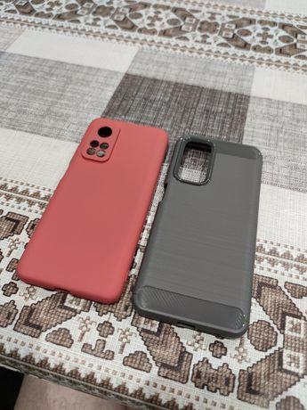 Чехол бампер Xiaomi mi 10t pro