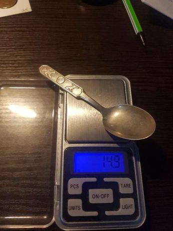 ложка серебро 1000р