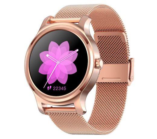 PROMOCJA! Zegarek damski SmartWatch R2 Exclusive Rozmowy Ciśnienie PL