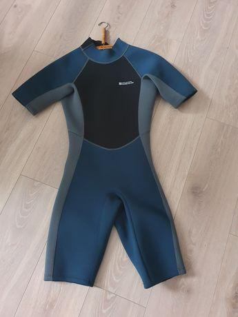 Pianka do pływania dziecko męska krótka mountain warehouse