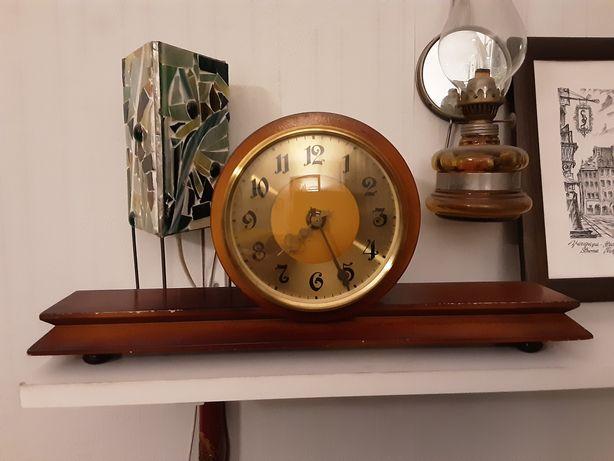 Zegar mały kominkowy