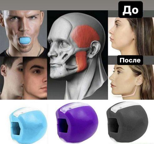 Эспандер для челюсти, скул, лица. Тренажер для челюсти jawline