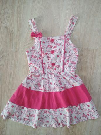 Sukienka Hello Kitty 5-6 lat
