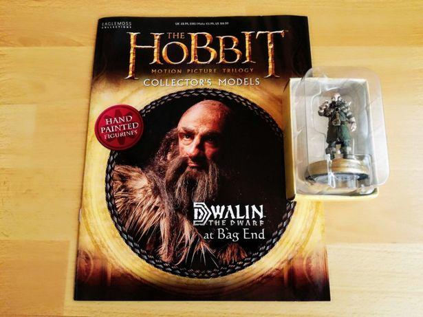 figurka+magazyn - HOBBIT - Dwalin, kolekcja Eaglemoss