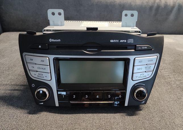 Radio samochodowe Hyundai ix35