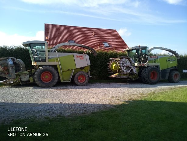 koszenie kukurydzy ,usługi rolnicze