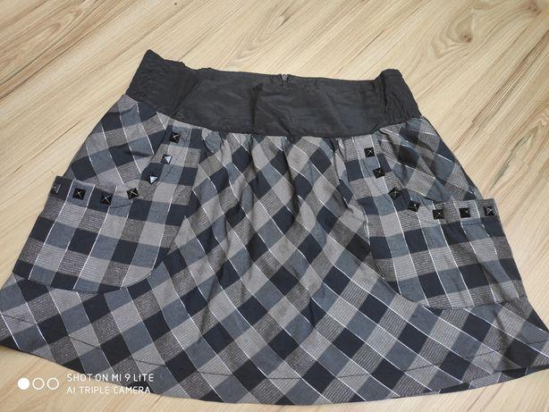 Spódnica Amisu krata
