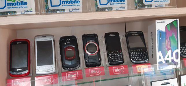 Телефоны Япония,Канада,США.GSM/CDMA