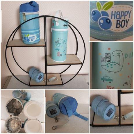 Termoopakowanie na butelke mleko obiadki etui na smoczek dla dziecka