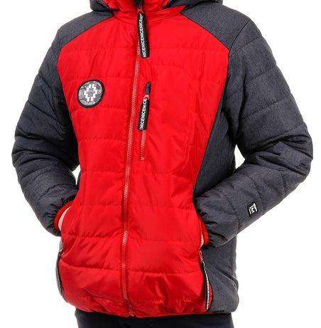 Куртка осенняя для мальчика - подростка