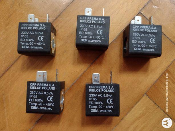 cewka elektromagnetyczna 22 mm 230 V AC Prema Kielce