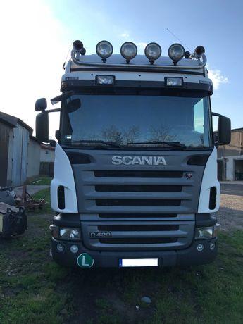 Scania r420 manual Adblue euro 5