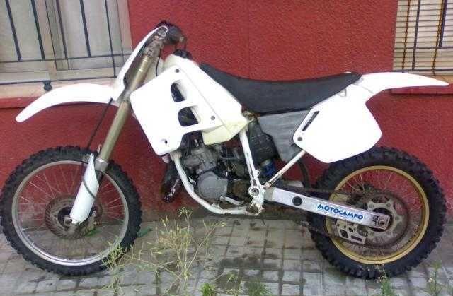 honda cr 125 95 motocross / enduro