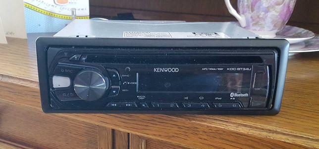 Radio samochodowe Kenwood stan bdb.