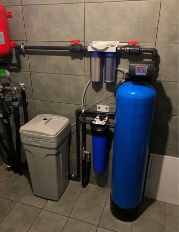 Фильтр комплексной очистки воды для частного дома или квартиры