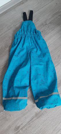 Spodnie do kombinezonu 122 cm