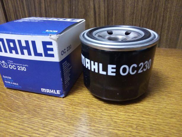 Масляный фильтр Mahle OC230!