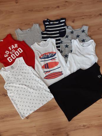 Koszulki bez rękawów H&M 134/140