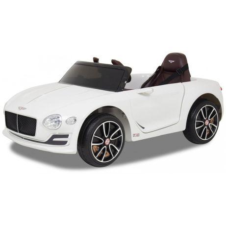 Bentley Continental carro infantil branco
