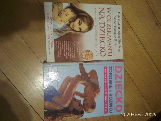 Książki w oczekiwaniu na dziecko, dziecko