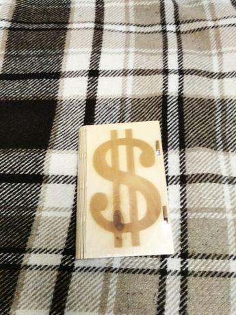 Оригинальный подарок, деревянная шкатулка для хранения