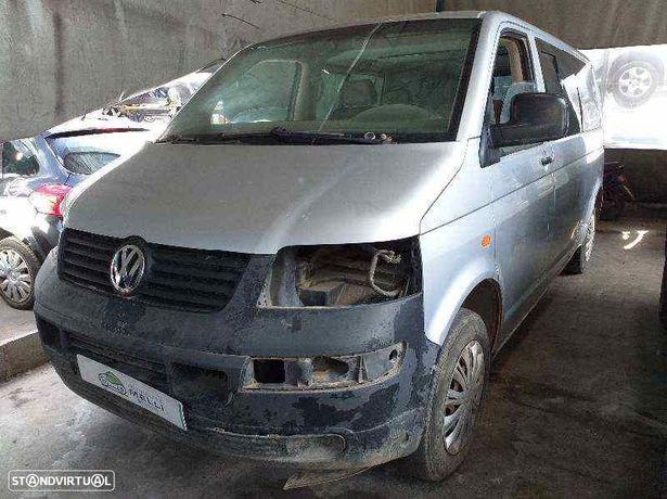 7H0807417C Pára-choques traseiro VW TRANSPORTER V Van (7HA, 7HH, 7EA, 7EH) 2.5 TDI AXD