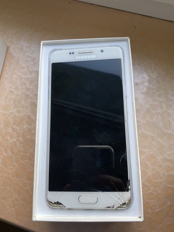 Samsung Galaxy A5 uszkodzony