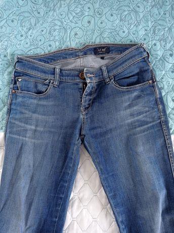Spodnie Armani Jeans damskie
