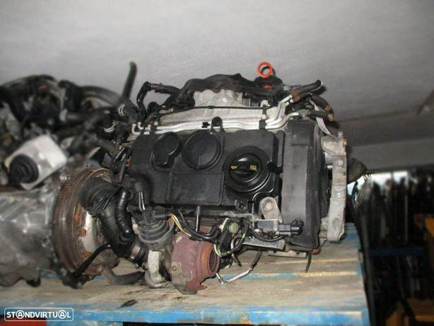 Motor para VW Passat 2.0 tdi BMN
