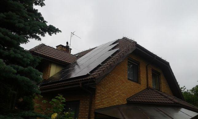 Fotowoltaika instalacja fotowoltaiczna zestaw 6 kW z montażem