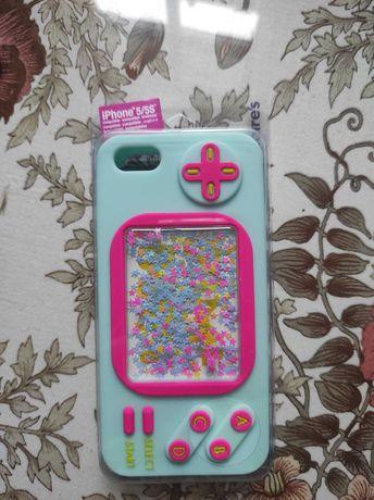 Case obudowa etui na iPhone 5/5s Nowa dobrze chroni boki
