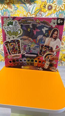 Сумка-раскраска My color bag