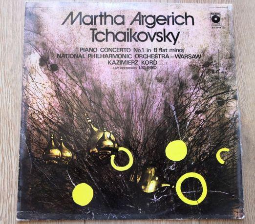 Piotr Czajkowski - I koncert fortepianowy b-moll op.23 - Winyl