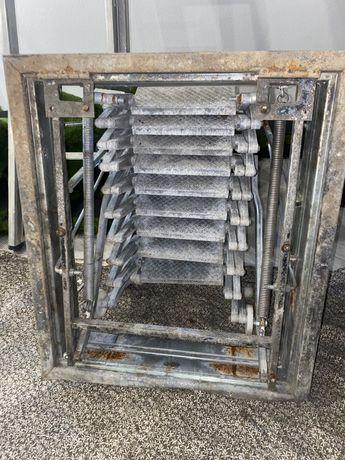 Escada para sótão extensível
