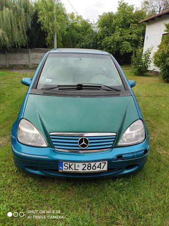 Mercedes A long W168