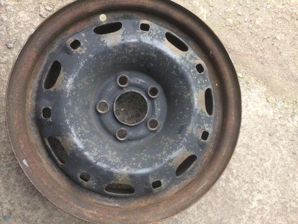 Диск колесный оригинал VW ET43 6J*14H2