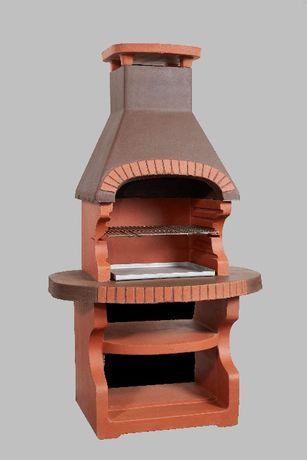 Kominek Grill Ogrodowy K2 Malowany Producent
