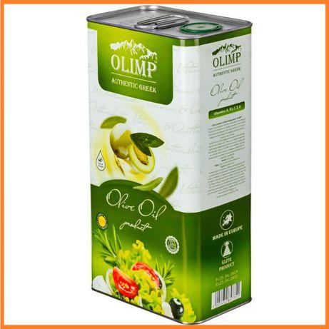 """Mасло оливковое """"OLIMP"""" ECO-LIFE. 5л. ОПТ. Розница"""