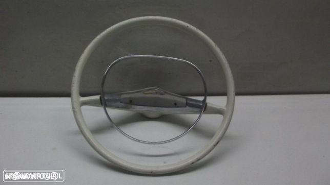 Opel antigo volante com centro